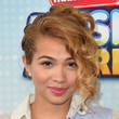 Hayley Kiyoko Hair - Bobby Pinned updo
