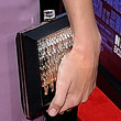 Heather Morris Hard Case Clutch
