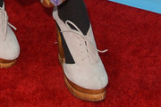 Heather Morris High Heel Oxfords