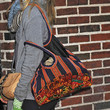 Heather Morris Printed Tote