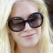 Heidi Montag Sunglasses - Oval Sunglasses