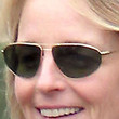 Helen Hunt Aviator Sunglasses