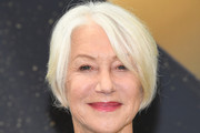 Helen Mirren Short Hairstyles