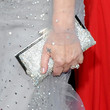Helen Mirren Buckled Clutch