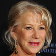 Helen Mirren French Twist