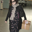 Helena Bonham Carter Clothes - Wool Coat