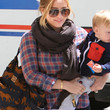 Hilary Duff Clothes - Button Down Shirt