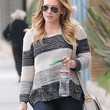 Hilary Duff Clothes - Crewneck Sweater