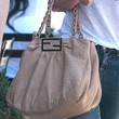 Hilary Duff Handbags - Leather Shoulder Bag