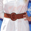 Hilary Duff Oversized Belt