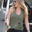 Hilary Duff Clothes - Tank Top