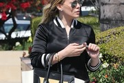 Hilary Duff Zip-up Jacket