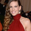 Hilary Swank Hair - Long Curls