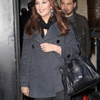 Hillary Scott Clothes - Wool Coat