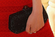 Gillian Jacobs Beaded Clutch