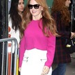 Isla Fisher Clothes - Loose Blouse
