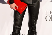 Lizzie Cundy Leather Pants
