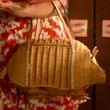 Jaime King Handbags - Straw Tote