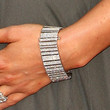 Jaime Pressly Jewelry - Diamond Bracelet