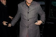 James Argent Wool Coat