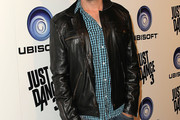 Jamie Kennedy Leather Jacket