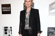 Jane Lynch Fitted Jacket