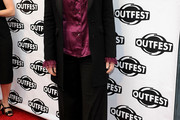 Jane Lynch Pantsuit