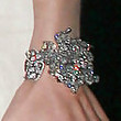 January Jones Jewelry - Diamond Bracelet