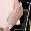 January Jones Oversized Clutch