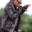Jay-Z Clothes - Leather Jacket