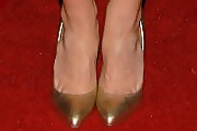 Jayma Mays Evening Pumps