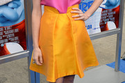 Jayma Mays Knee Length Skirt