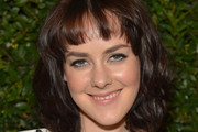 Jena Malone Medium Layered Cut
