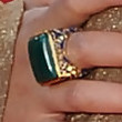 Jenna Ushkowitz Cocktail Ring