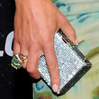 Jennifer Beals Handbags - Hard Case Clutch