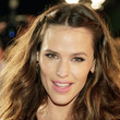 Jennifer Garner Long Partially Braided