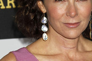 Jennifer Grey Dangle Decorative Earrings