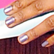 Jennifer Hudson Beauty - Metallic Nail Polish