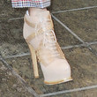 Jennifer Lopez Shoes - Lace Up Boots