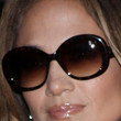 Jennifer Lopez Oval Sunglasses