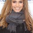 Jennifer Lopez Wool Scarf