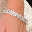 Jennifer Love Hewitt Bangle Bracelet