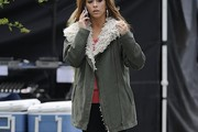 Jennifer Love Hewitt Military Jacket