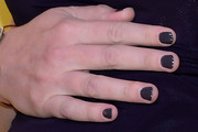 Jennifer Nettles Dark Nail Polish