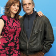 Jeremy Irons Clothes - Bomber Jacket