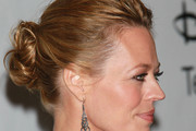 Jeri Ryan Loose Bun
