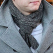 Jesse McCartney Wool Scarf