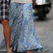 Jessica Alba Clothes - Long Skirt