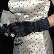 Jessica Barth Full Sleeve Gloves