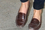 Jessica Biel Casual Loafers
